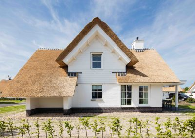 Witte Raaf aan Zee Noordwijk
