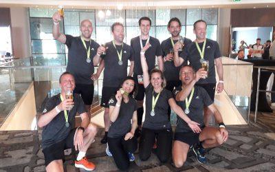 Groenenboom loopt de Marathon van Rotterdam!
