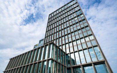 Nieuw kantoor EMA binnen gestelde deadline opgeleverd