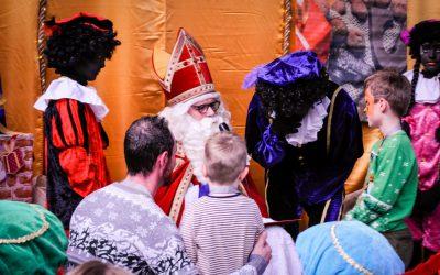 Sinterklaasfeest 2019 bij Groenenboom