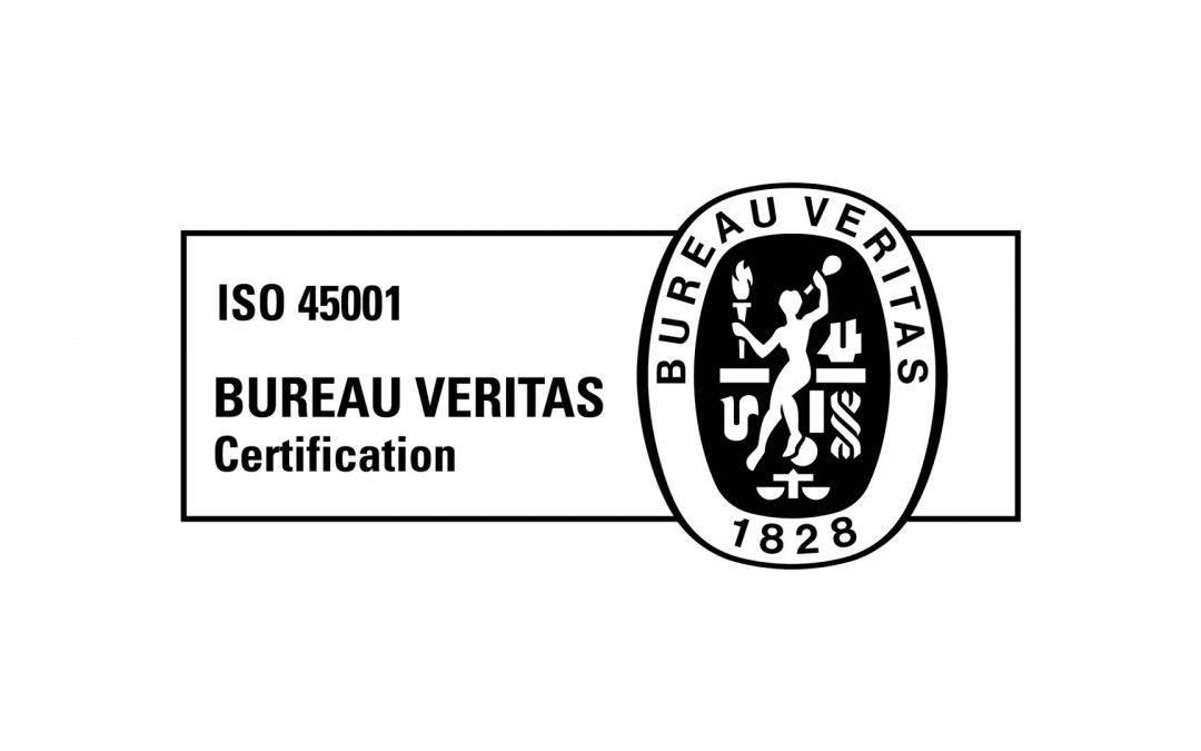 In the pocket: ISO 45001 certificering